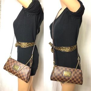 🔥🌟HOST PICK🔥🌟ZIPPER CROSSBODY LOUIS VUITTON